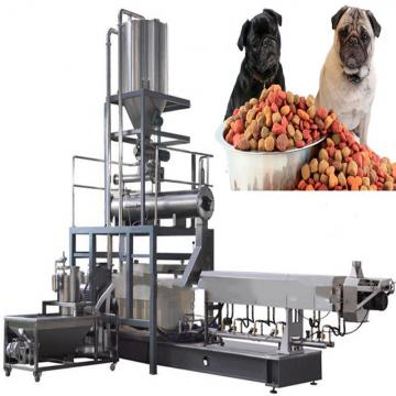 Good Quality Dry Pet Dog Food Pellet Production Equipment
