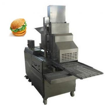 Automated Hamburger Meat Forming Maker Patty Making Machine
