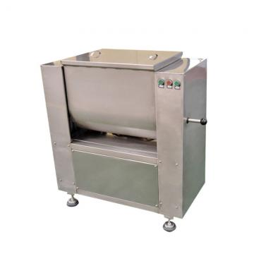 with Pneumatic Device Meat Cutter Mixer Vacuum Mixer Sausage Mixer