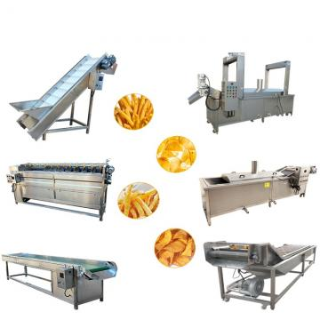 Fully Automatic Potato Flakes Maker Equipment Making Potato Fries Machine