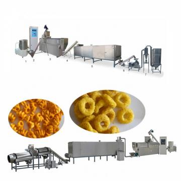 Different Test Corn Flakes Processing Line