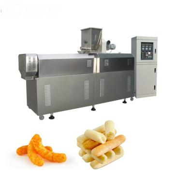 Big Capacity Puff Corn Snacks Food Production Machinery