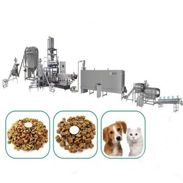 Dog/Cat/Fish/Bird/Animal Pet Food Processing Equipment