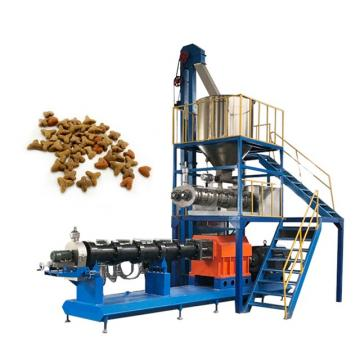 Chinese Tilapia Salmon Fish Pet Food Feed Making Machine