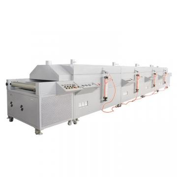 Fast Speed Ir Hot Drying Tunnel and Hot Air drying oven conveyor