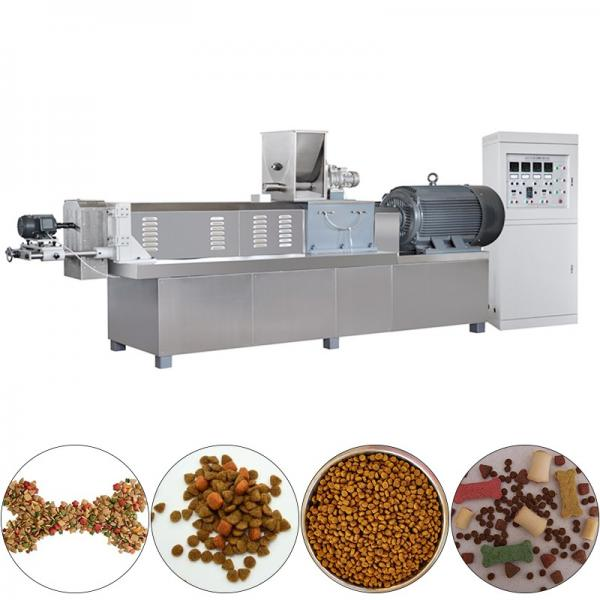 Fully Automatic Industrial Animal Pet Dog Food Equipment