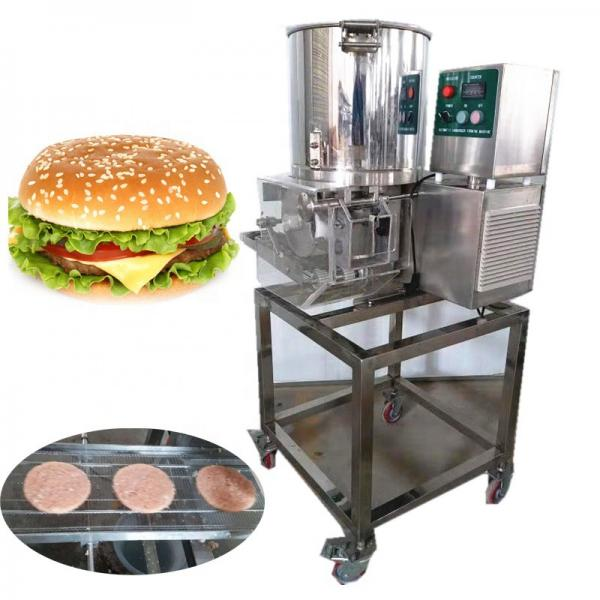 Automatic Meat Patty Maker Processing Production Line Hamburger Press Machine for Sale