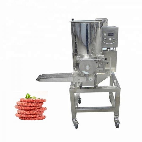 Hamburger Patty Chicken Supplies Maker Chicken Nugget Making Machine