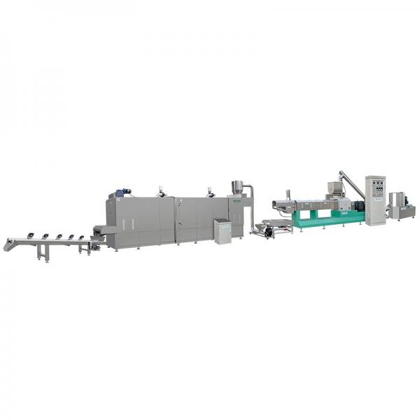 Fortification Rice Extruder Machine/Extrusion Nutritional Rice Kernel Production Line