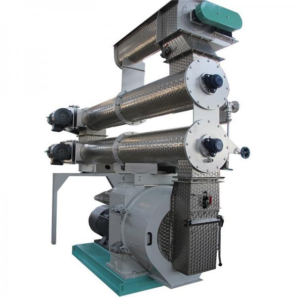 Continuous Automatic Electric Dog Food Processing Machine