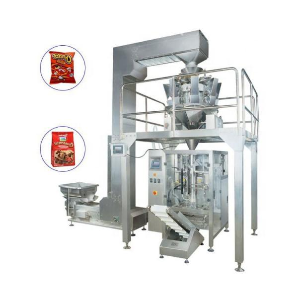 Factory Made Dzl320r Dates Thermoforming Packing Machine