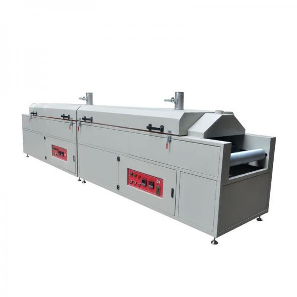 Hot Air Drying Oven Factory Supply Type Tunnel ir conveyor dryer glass dryer